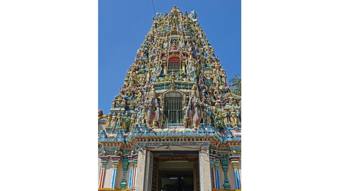 Myanmar Yangon Temple indien Sri Kali 2