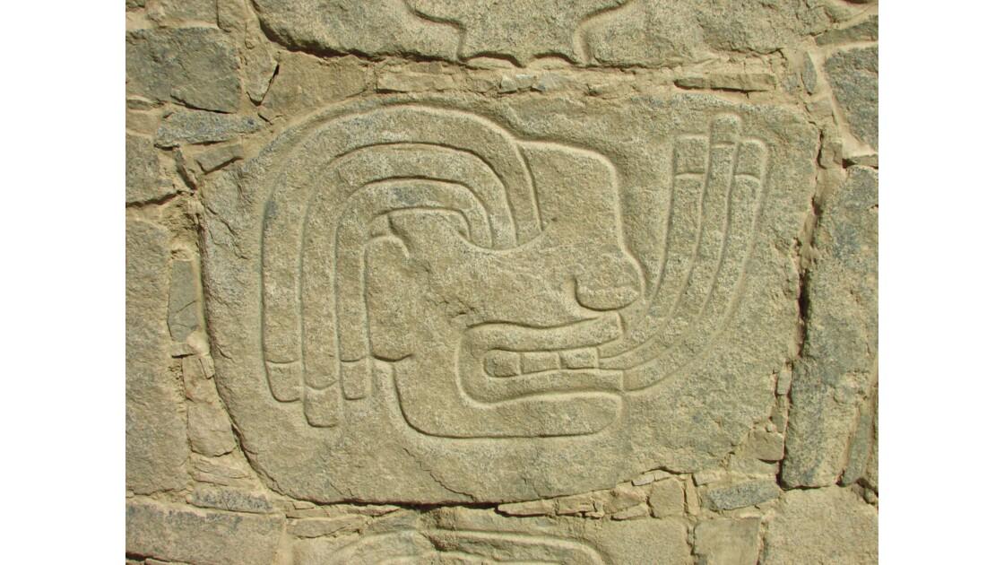 Site archéologique de Sechin, Nord du Pérou