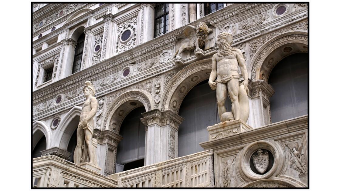 Venise - Escalier des géants du Palazzo Ducale