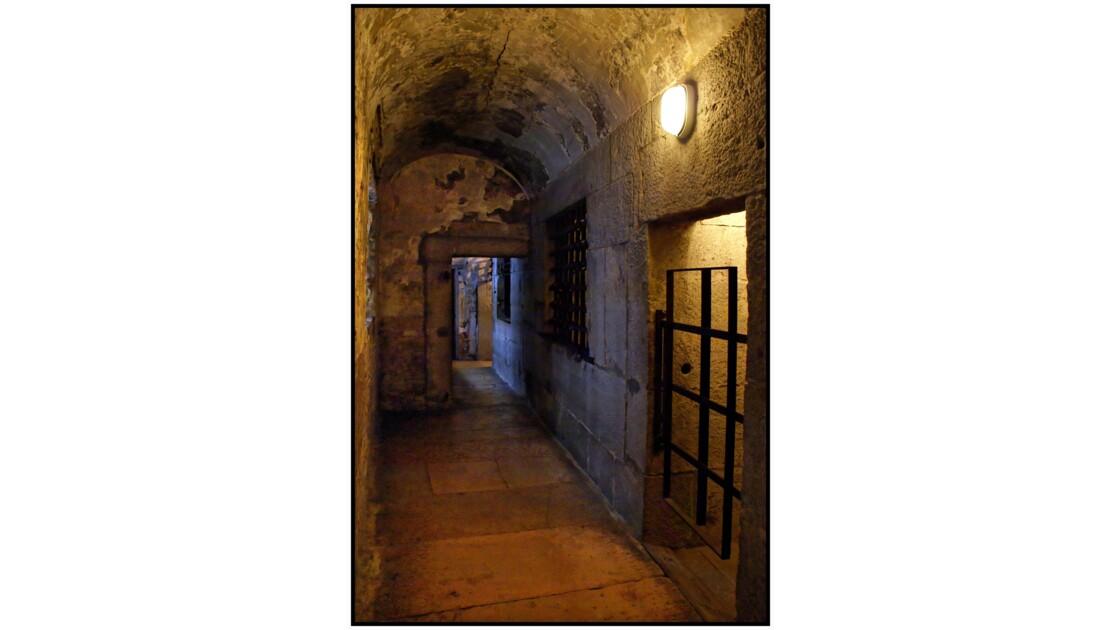 Venise - Couloir de la prison du Palazzo Ducale