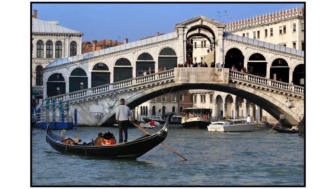 Venise - Ponte del Rialto