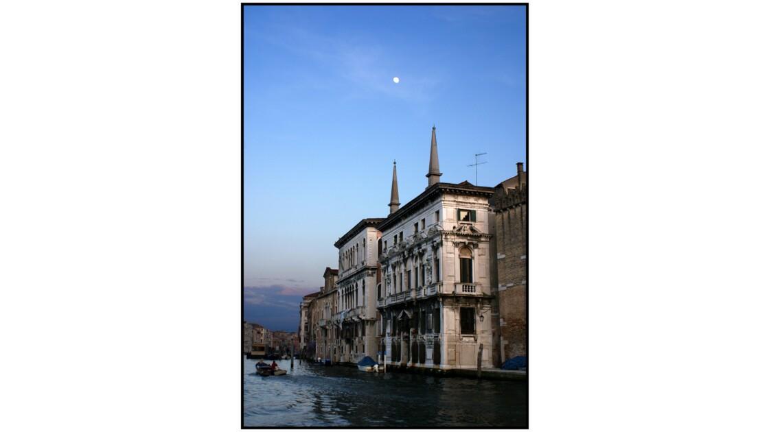 Venise - Ca'Belloni-Battagia depuis le vaporetto