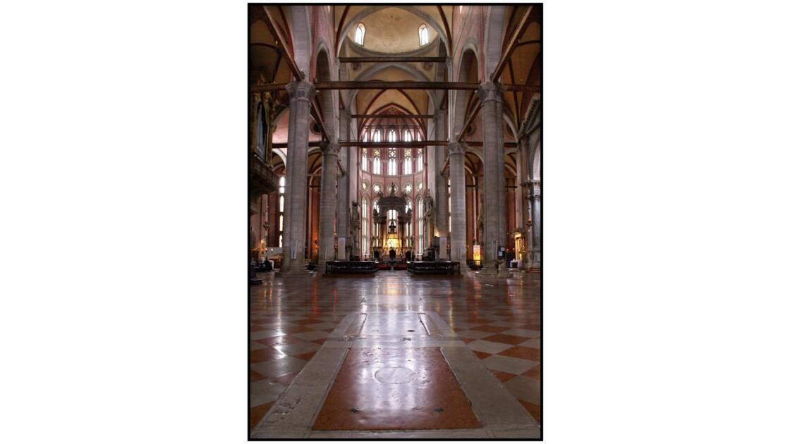 Venise - Basilica di Santi Giovanni e Paolo