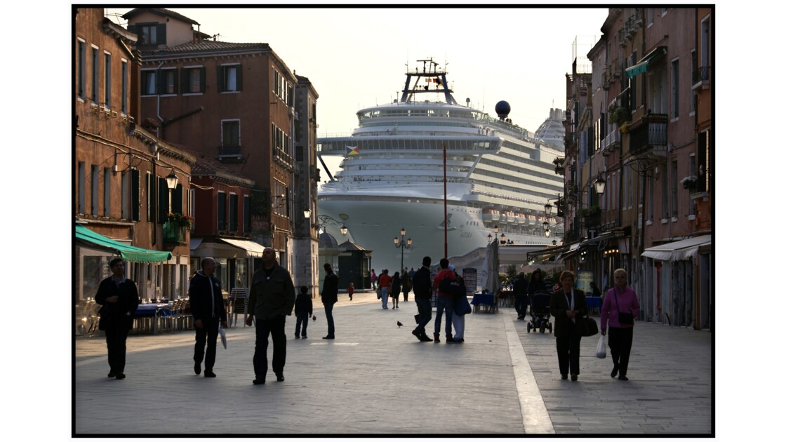 Venise - Rio Terà Guiseppe Garibaldi