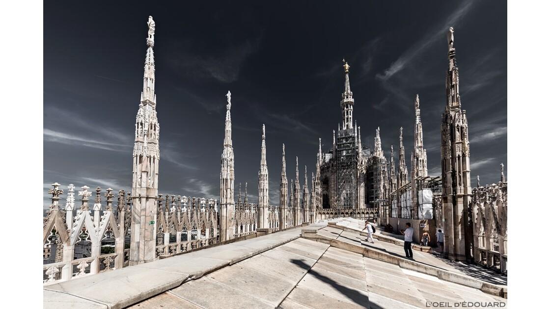 Cathédrale Duomo, Milan
