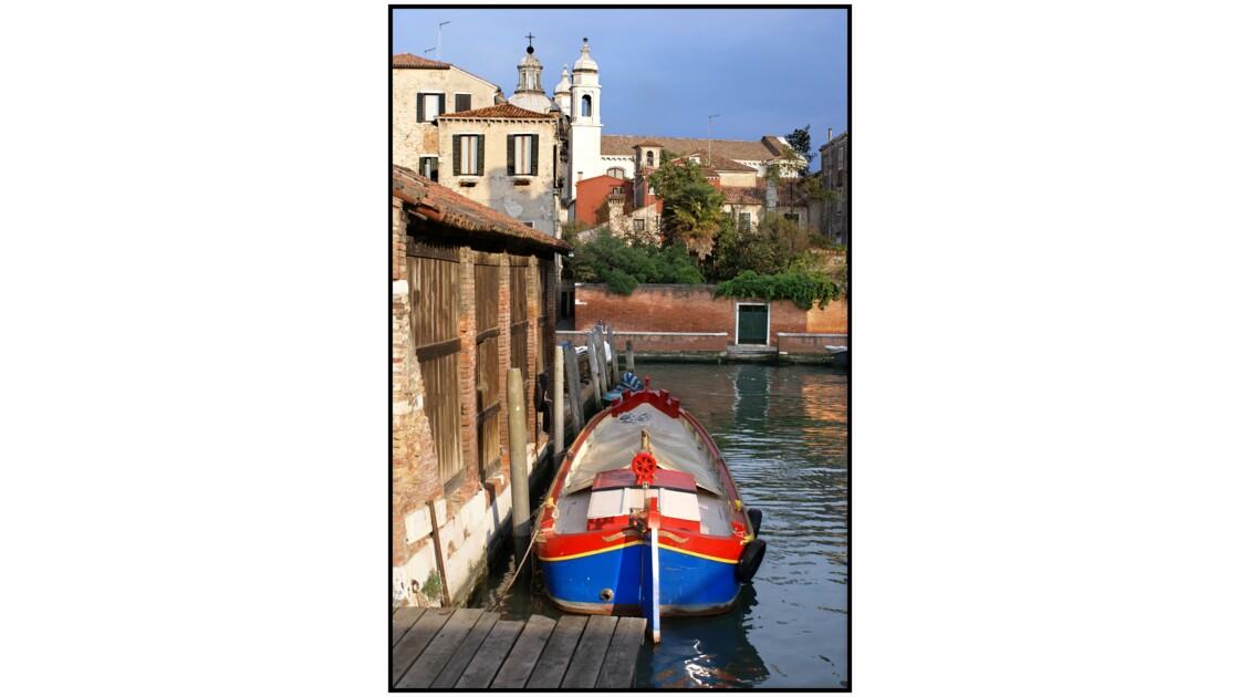 Venise - Rio Ognissami