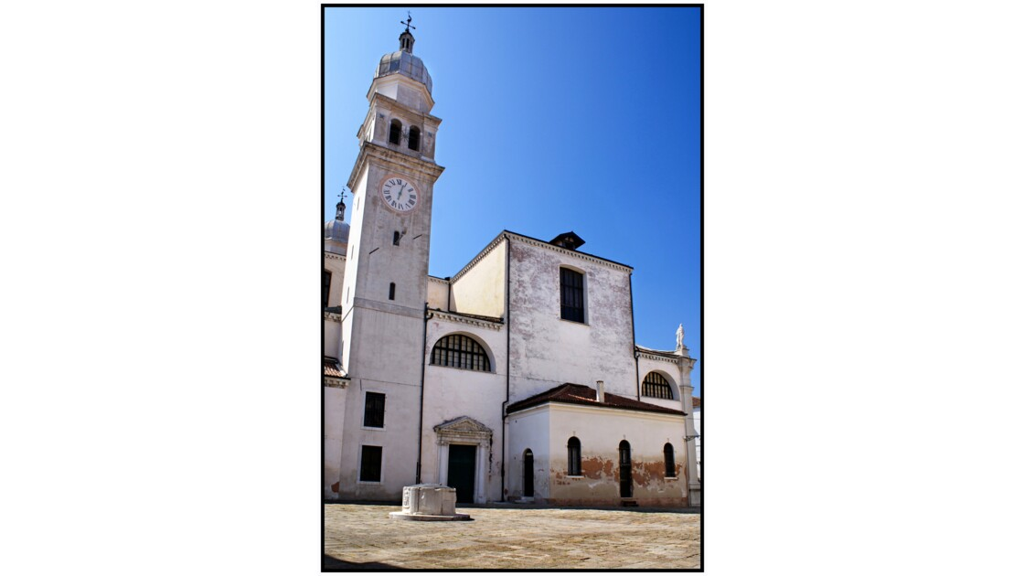Venise - Chiesa Angelo Raffaele