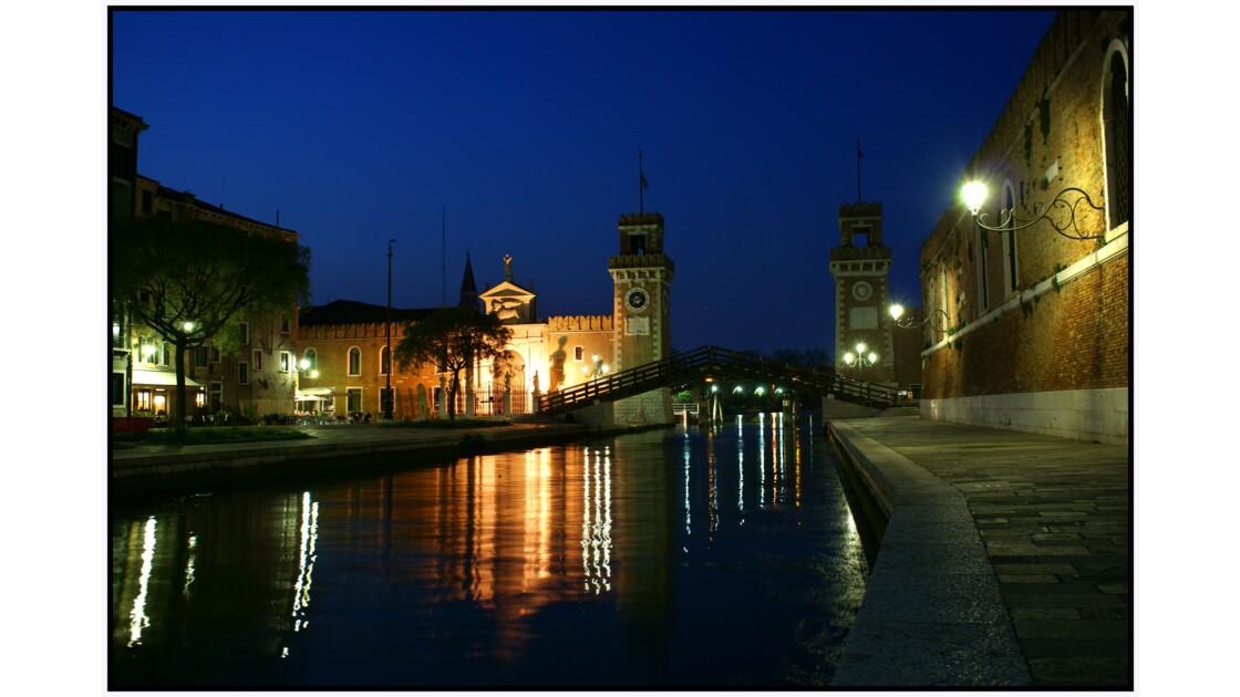 Venise - Rio dell'Arsenal
