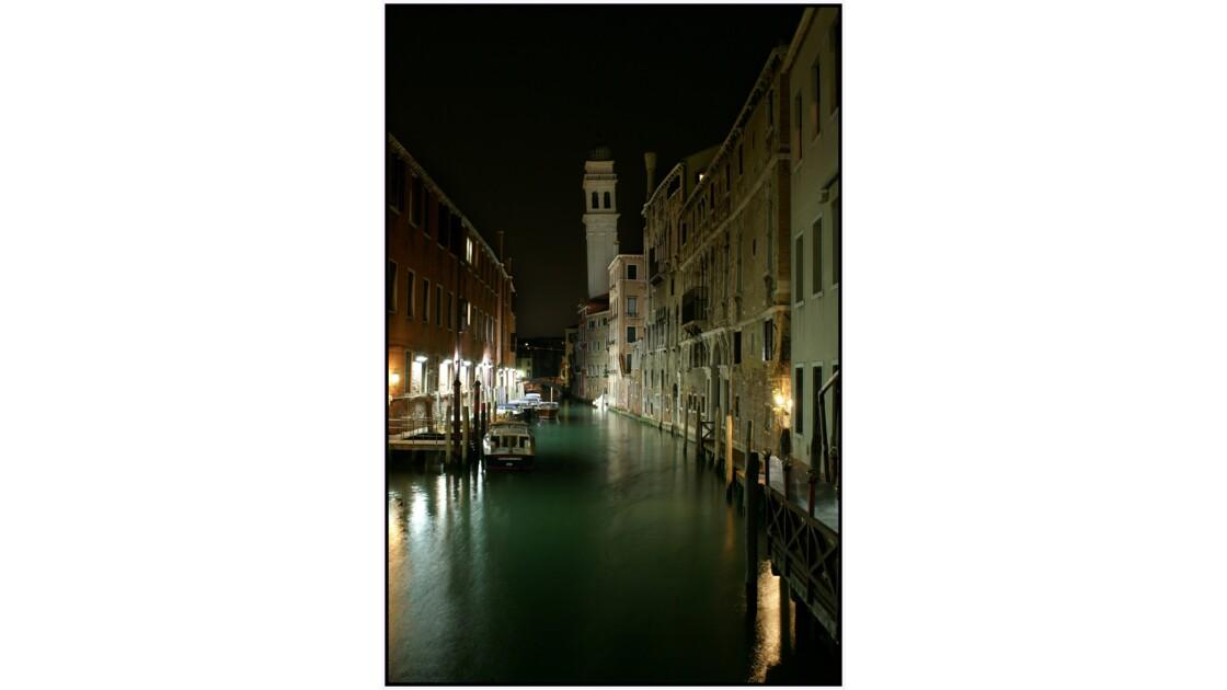 Venise - Rio dei Greci et Chiesa San Giorgio dei Greci