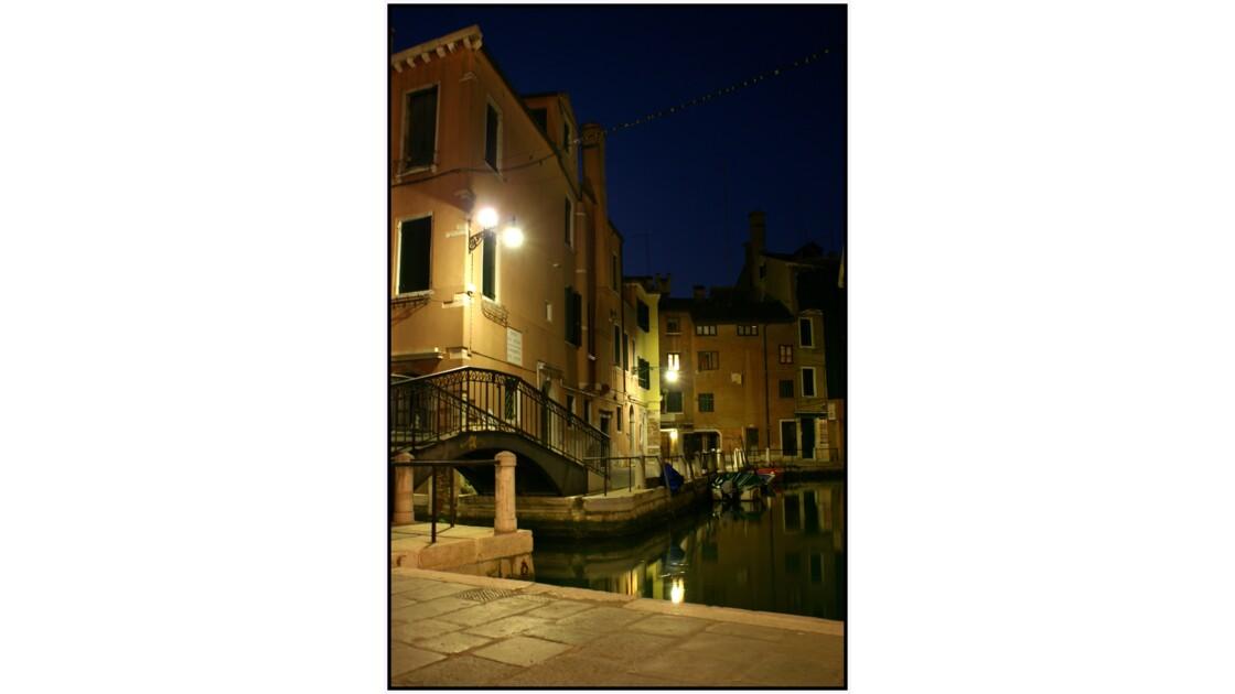 Venise - Rio delle Gome