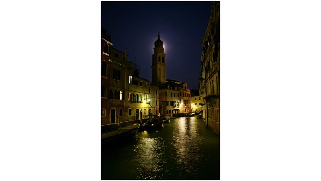 Venise - Fondamenta dei Furiani et Chiesa del Forno Vechio