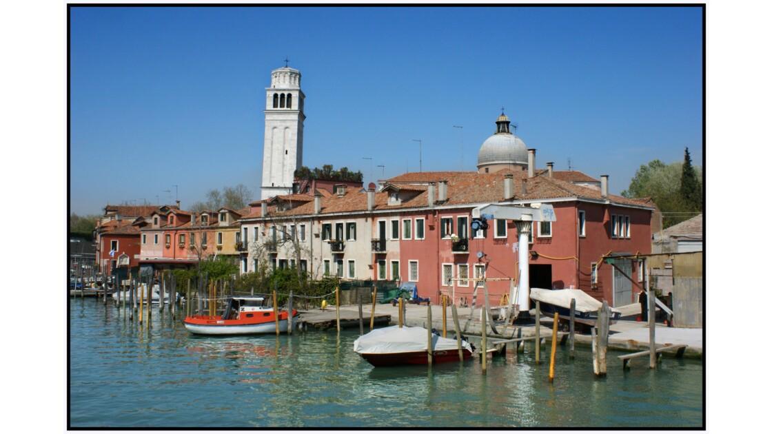 Venise - Canale di San Pietro