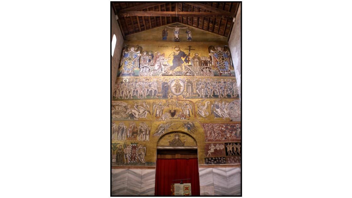 Torcello - Basilica di Santa Maria Assunta: Jugement Dernier