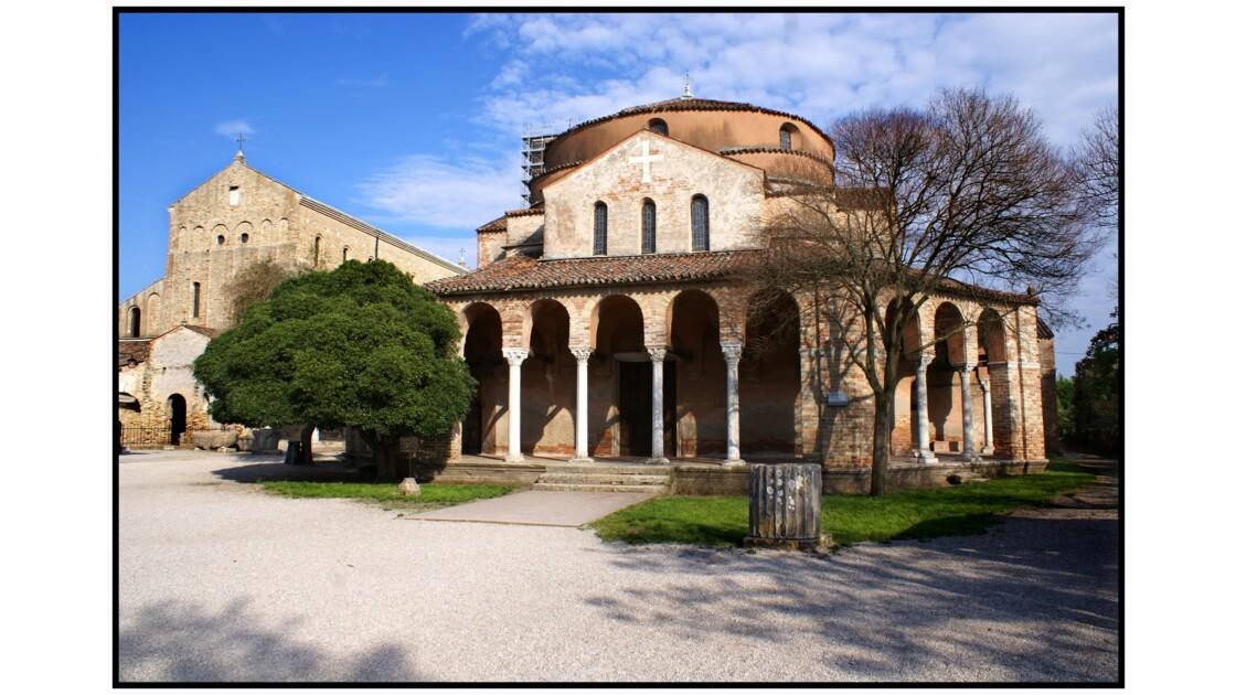 Torcello - Basilica di Santa Maria Assunta et Chiesa di Santa Fosca