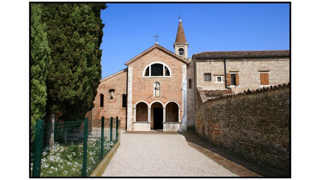 San Francesco del Deserto - Monastère
