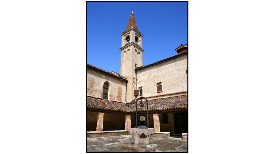 San Francesco del Deserto - Chapelle et un des deux cloitres