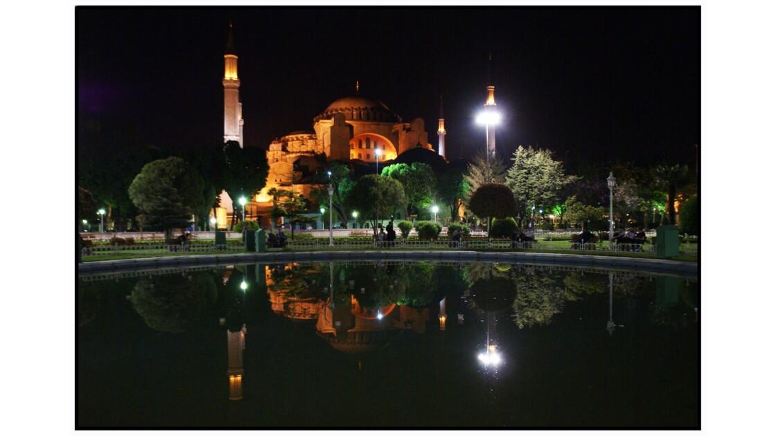 Istanbul - Sainte-Sophie (Aya Sofya)