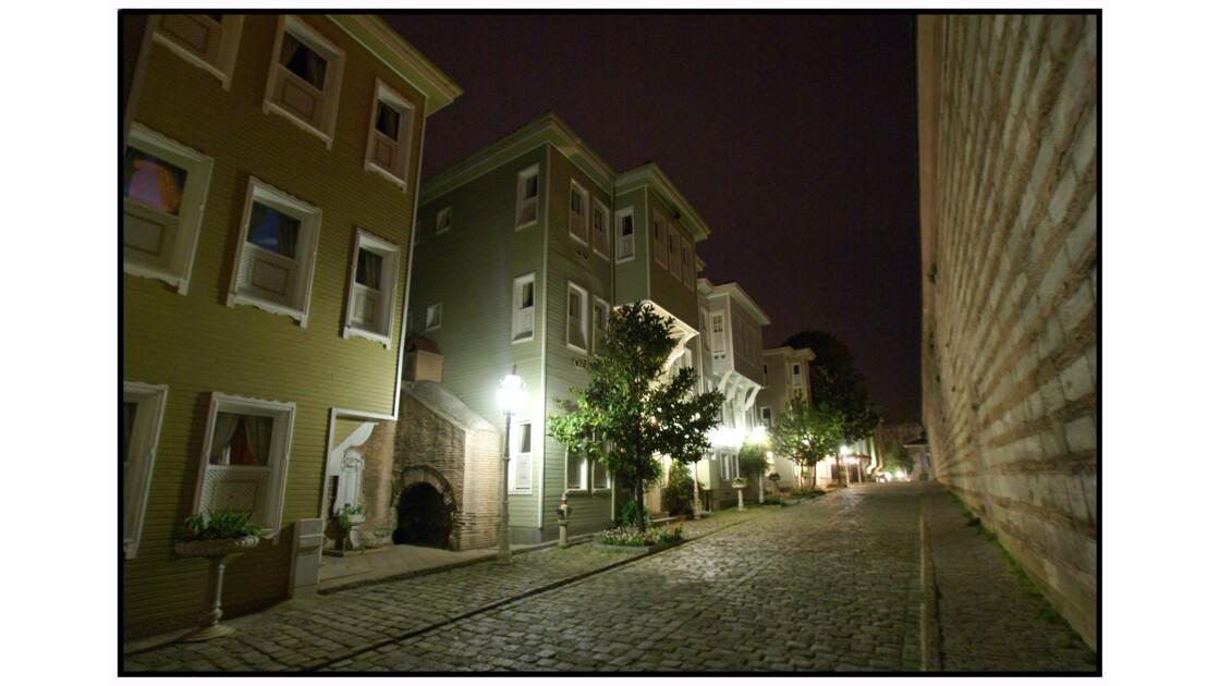 Istanbul - Sogukçesme Sokagi