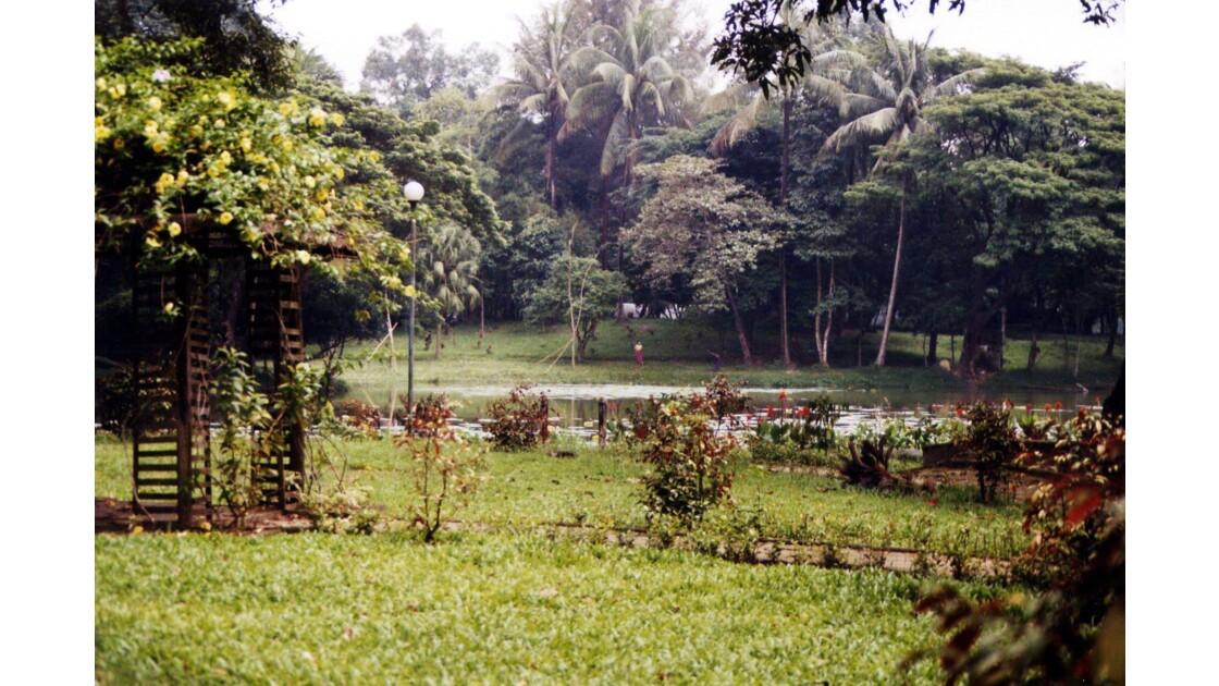 Jardins de Rangoon