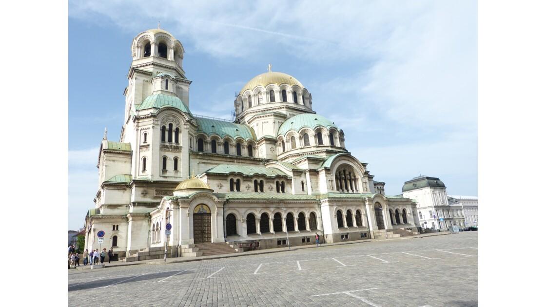 Céthédrale de Sofia