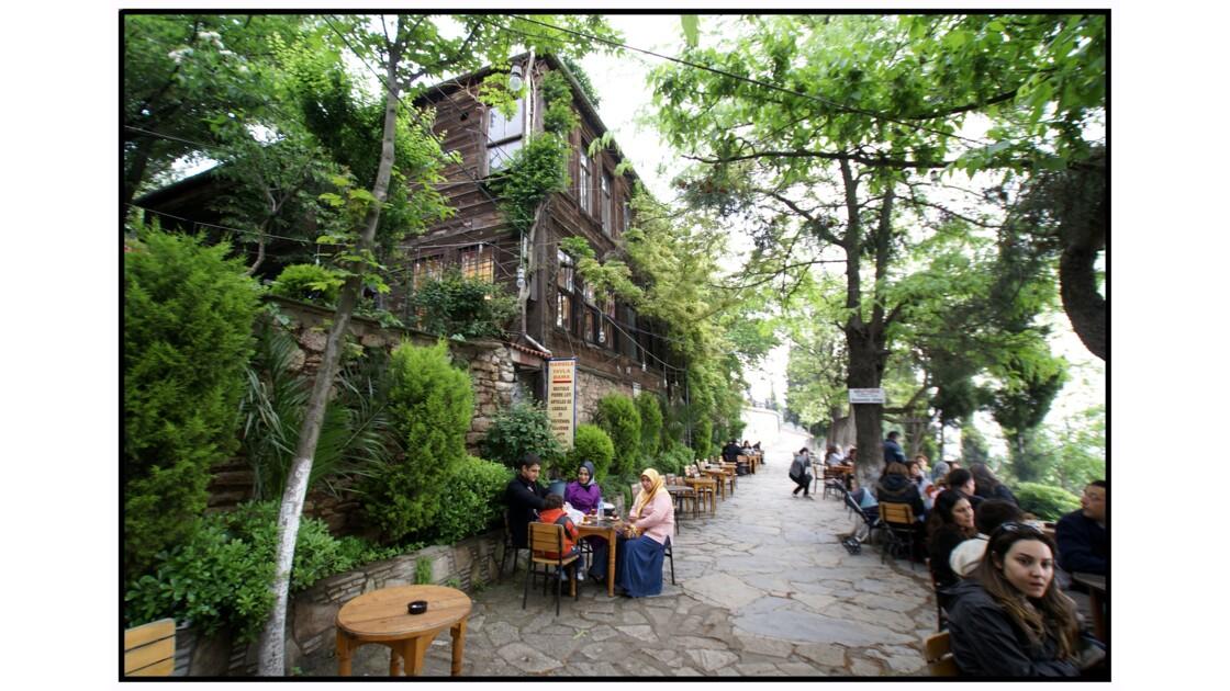 Istanbul - Café Piyer Loti (Pierre Loti)