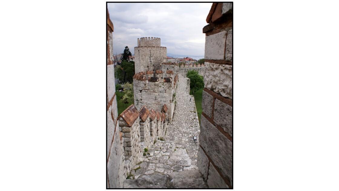 Istanbul - Château des sept tour