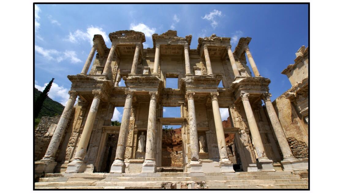 Selçuk, Ephèse - Bibliothèque de Celsus