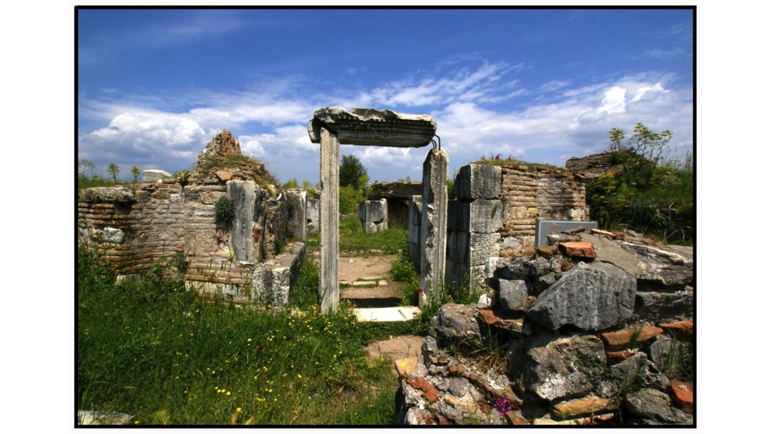 Selçuk, Ephèse - Eglise Haghia Maria
