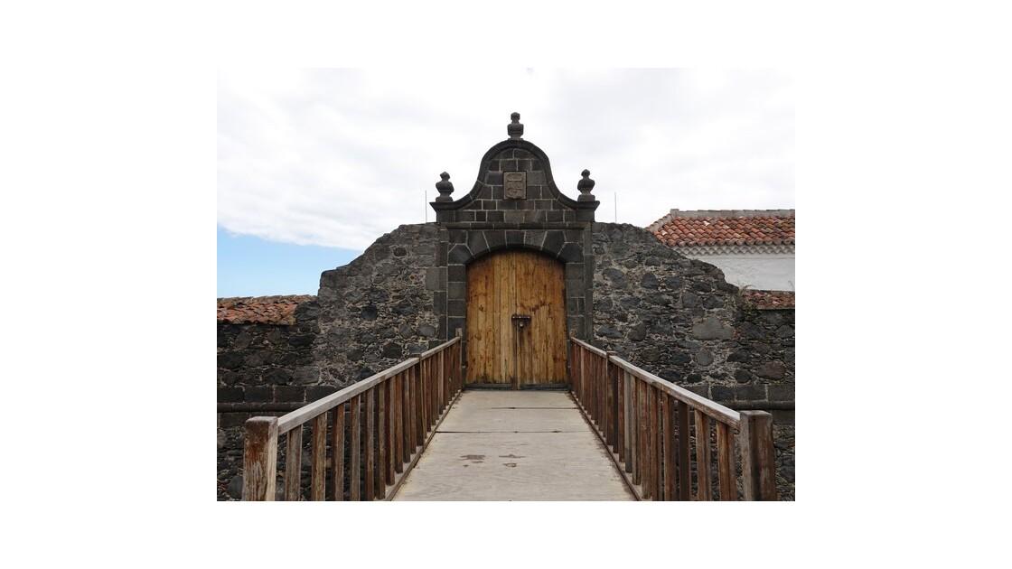 La Palma Santa Cruz Castillo de Santa Catalina 1