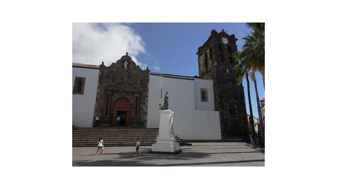 Santa Cruz  de la Palma Iglesia del Salvador 2