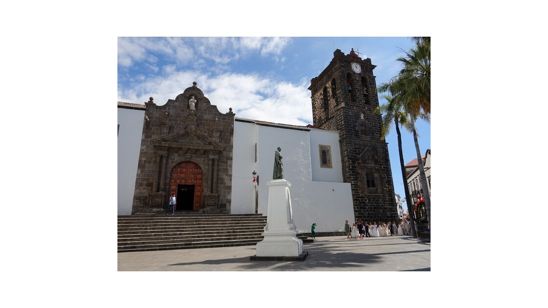 Santa Cruz  de la Palma Iglesia del Salvador 3