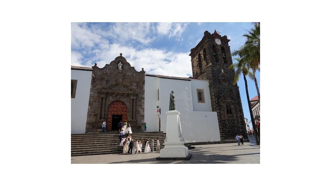 Santa Cruz  de la Palma Iglesia del Salvador 4