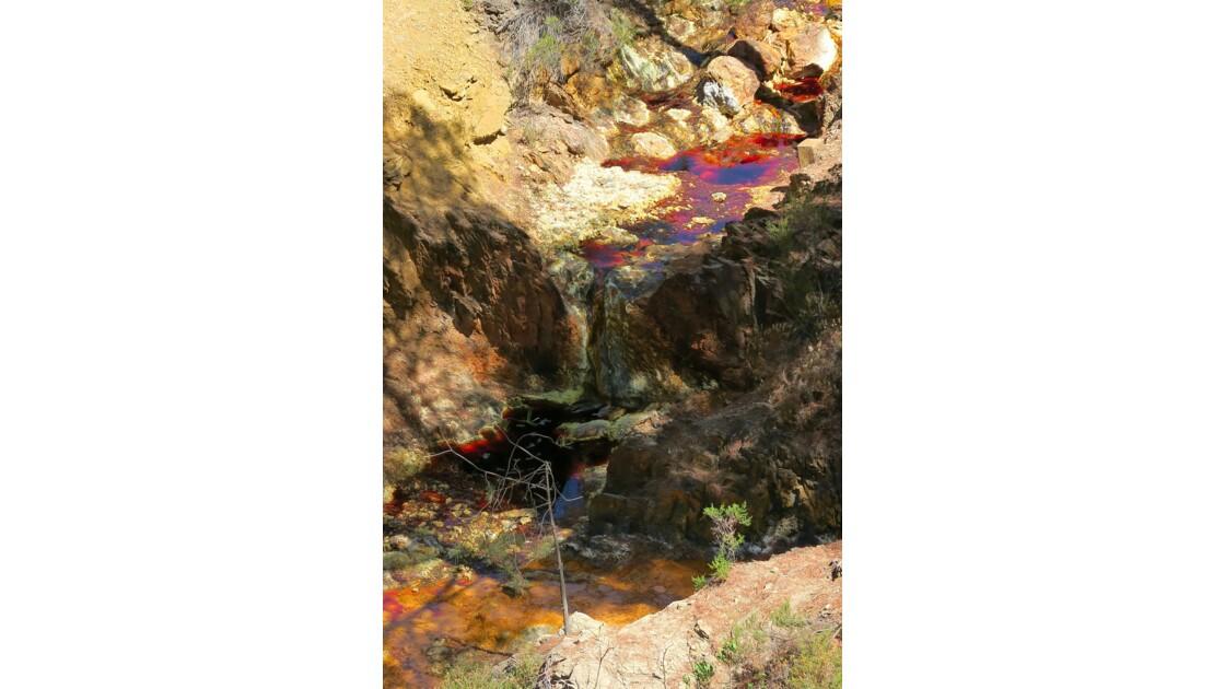 Rio Tinto Andalousie