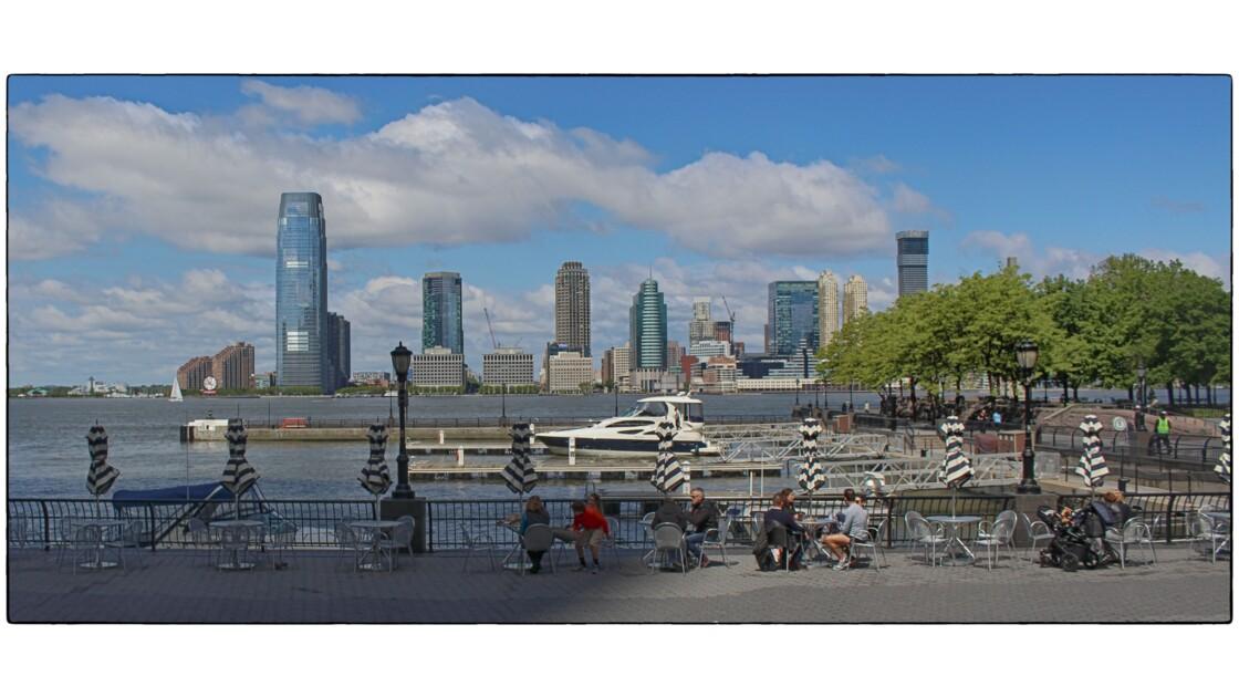Visite éclaire à New York