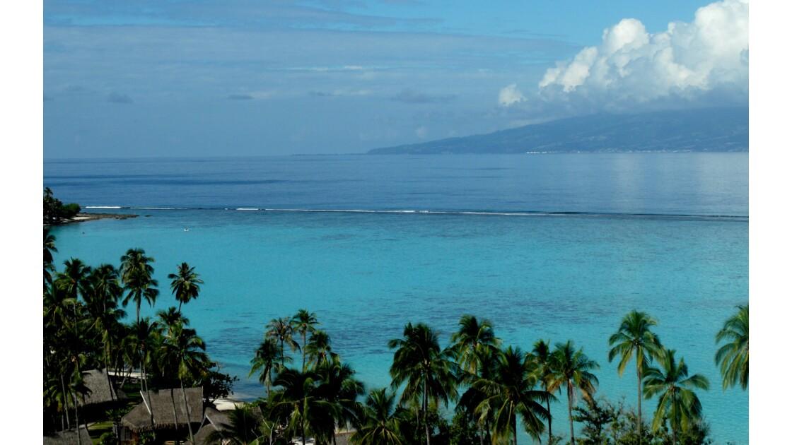 Moorea- Iles sous le vent - Tahiti