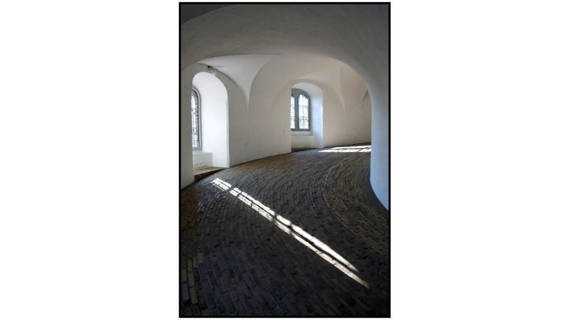 København - Intérieur de la Rundetårn