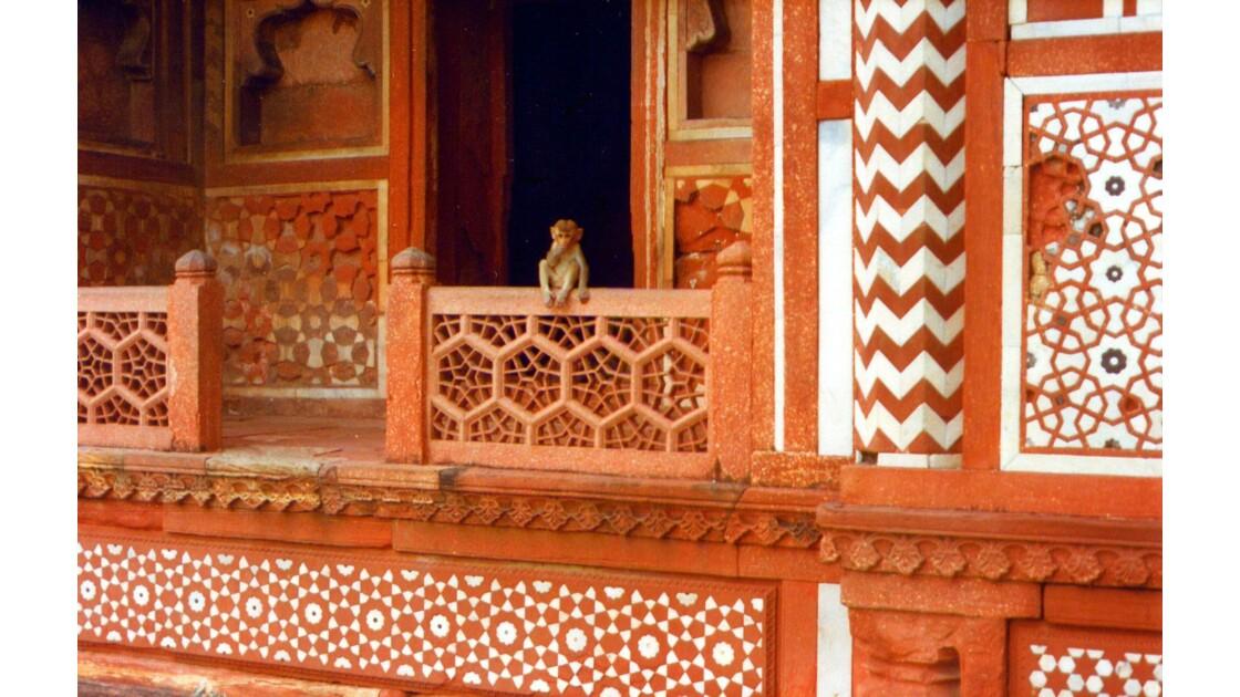 Le mausolée Itimad-Ud-Daulah