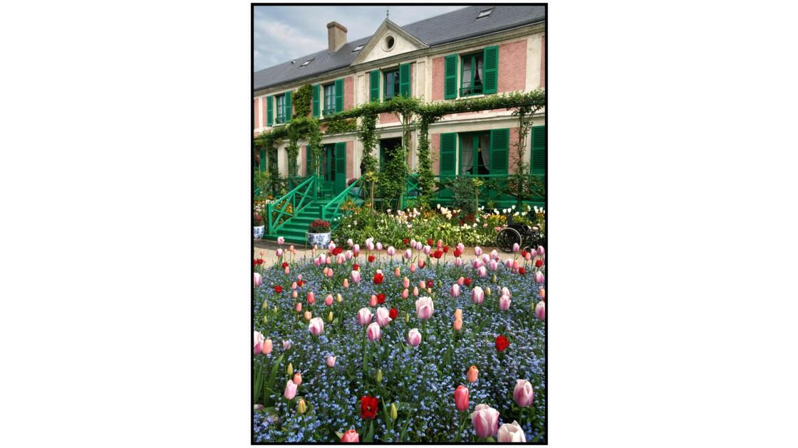 Giverny - Maison de Claude Monet