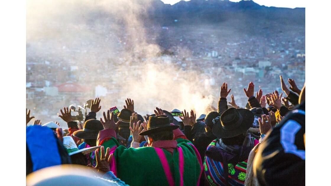 Nouvel an Aymara