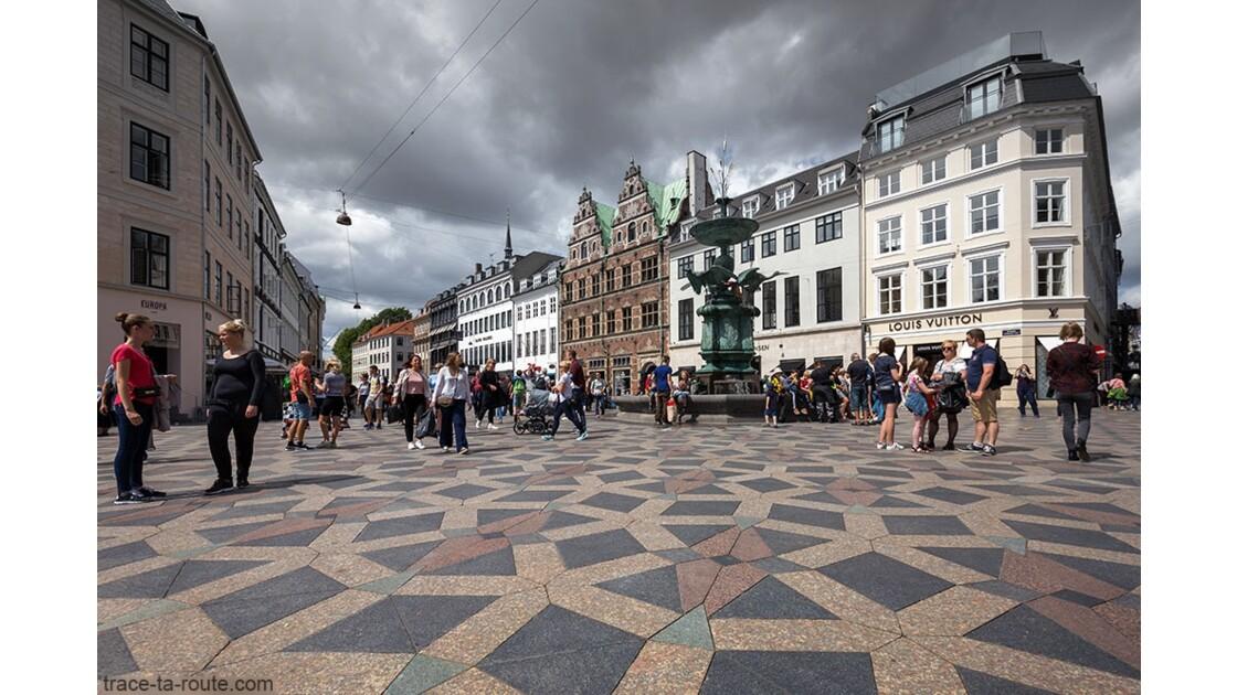 Place Amargertorv, Copenhague