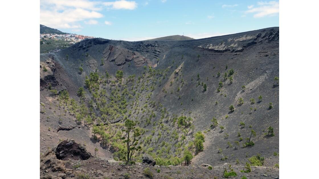 La Palma Cratère du Volcan Santonio 3
