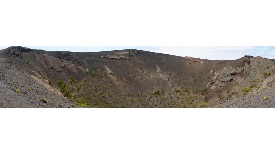 La Palma Cratère du Volcan Santonio 8