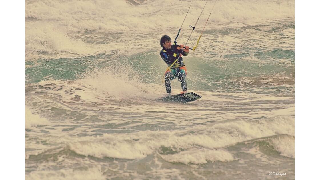 Kite Surf ...