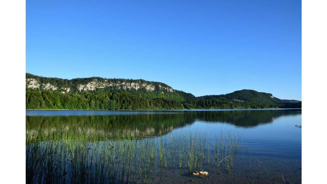 Randonnée pédestre au Pic de l'Aigle et Belvédère des Quatre Lacs
