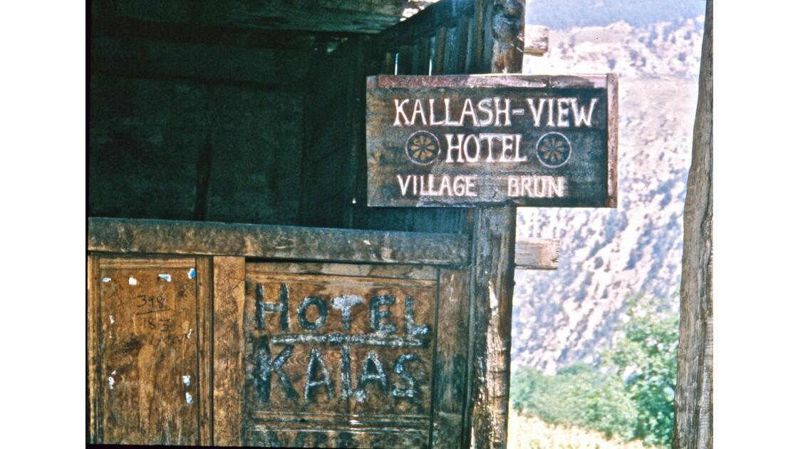 """Chez les """"Kalash"""""""