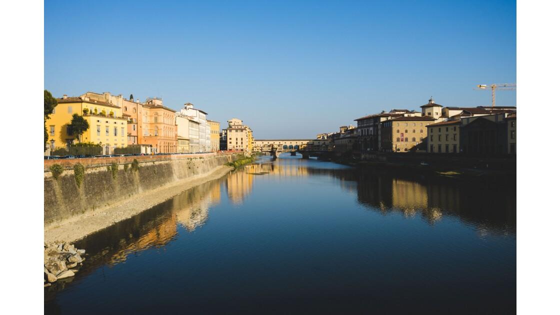 Ponte Vecchio au petit matin