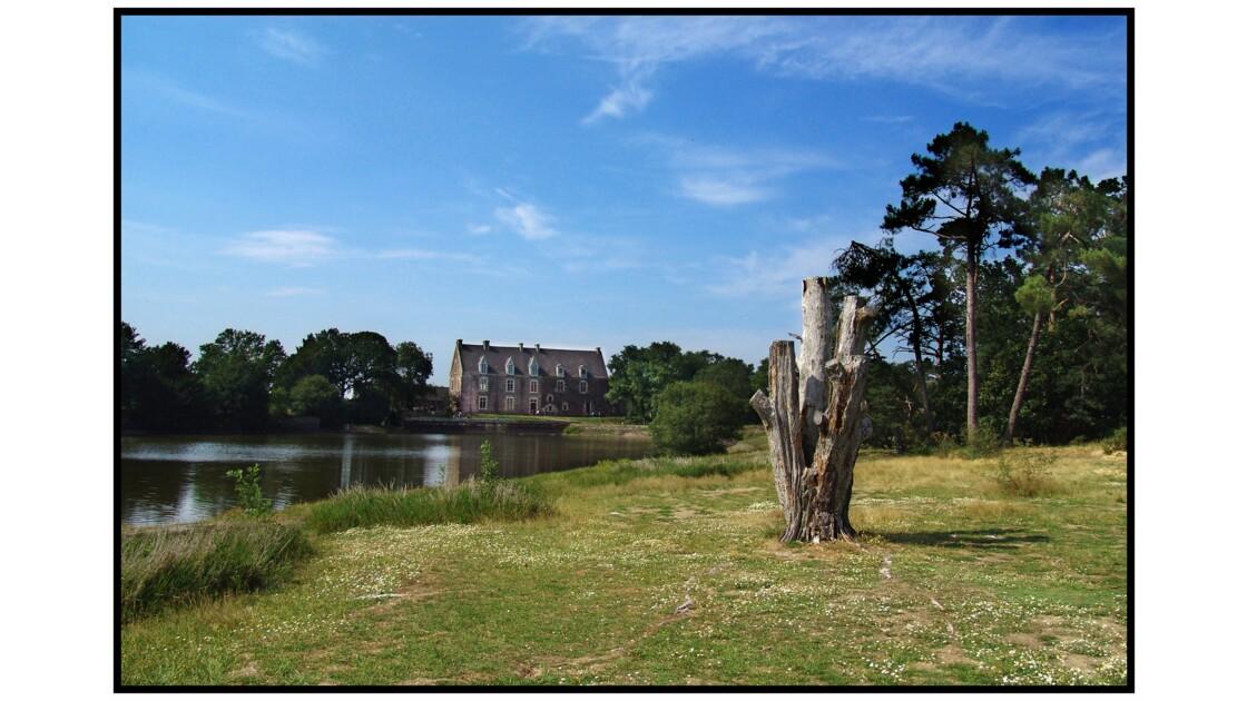 Concoret, Chateau de Comper - Centre de l'Imaginaire Arthurien