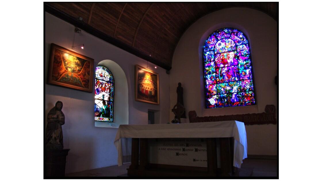 Eglise de Trehorenteuc