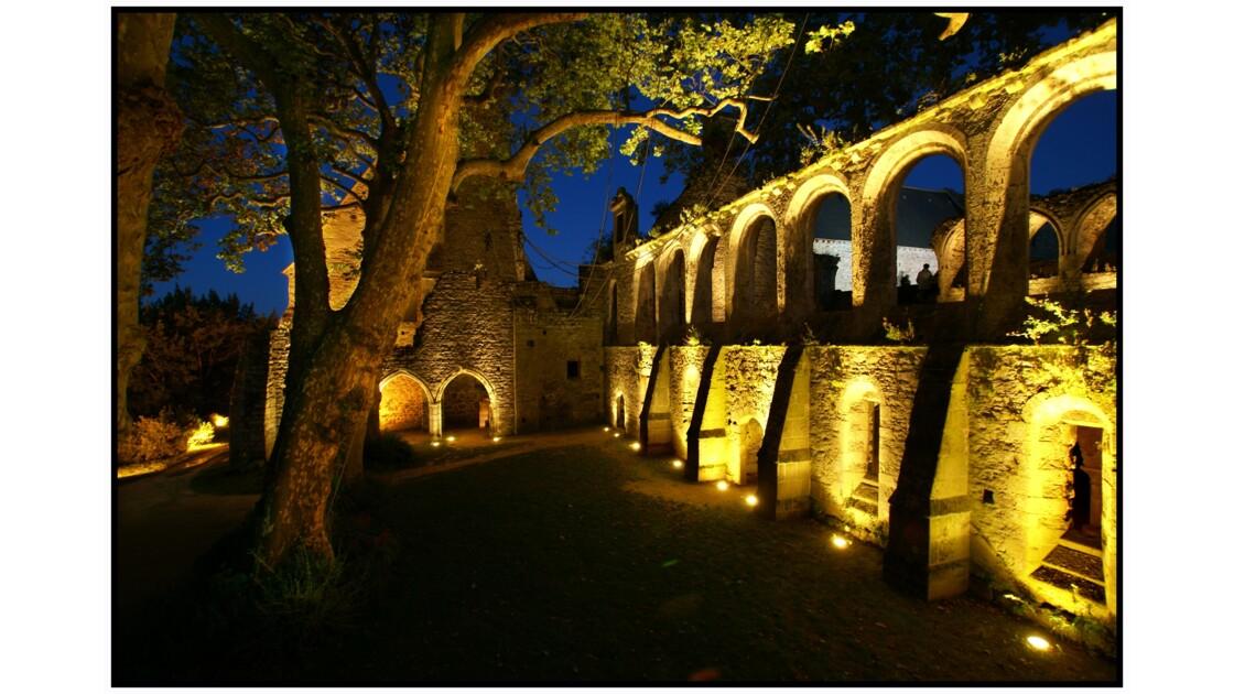Abbaye de Beauport - Réfectoire