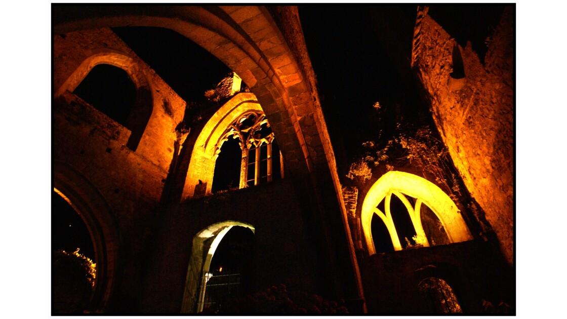 Abbaye de Beauport - Nef de l'église